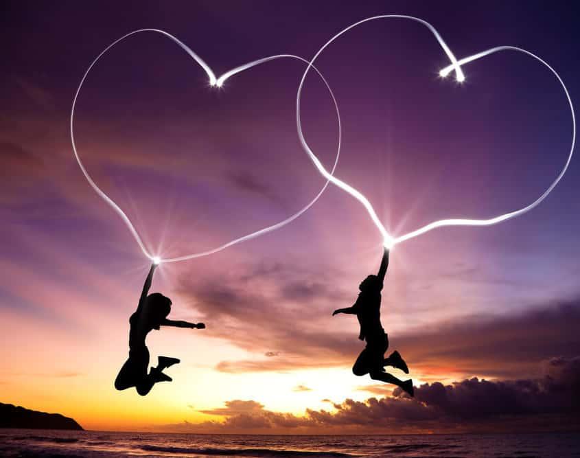 a gratidão favorece os relacionamentos